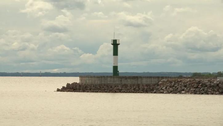 Архитектор предложил для защиты Петербурга убрать устье Невы в тоннель
