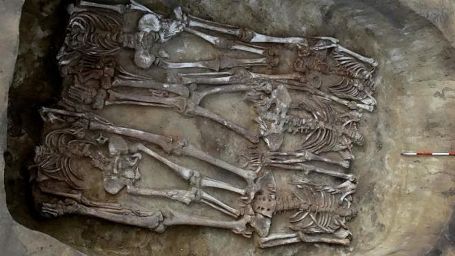 Обнаружен родильный пояс, который носили беременные вСредневековье