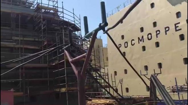 """Минобороны планирует принять корабль """"Иван Папанин"""" в 2023 году"""