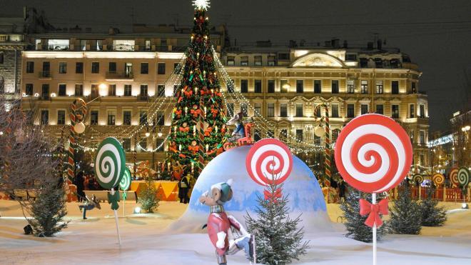 В понедельник в окрестностях Петербурга похолодает до -19 градусов мороза