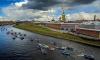 Весенний Бот-парад Питерского Клуба Рыбаков «Открытая вода Санкт-Петербурга-2018»