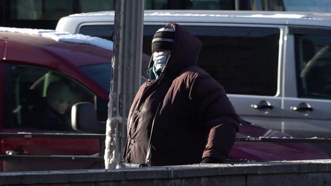 В Смольном напомнили о штрафах за отсутствие масок в метро