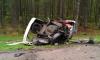 Смертельное ДТП у Приозерска: ВАЗ разорвало во время обгона