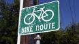 В Выборгском районе обнаружили незаконные велодорожки