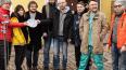 """В Петербурге начались съемки фильма """"Этаж"""" со Шнуровым ..."""