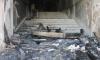КГИОП показал фотографии обгоревшего костела на Минеральной улице