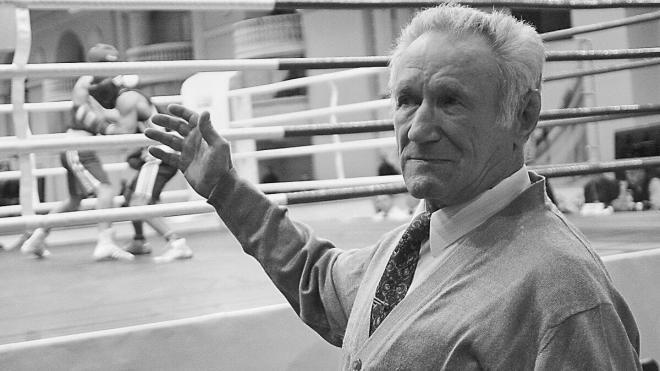 В Петербурге умер обладатель первого Кубка СССР по боксу Владимир Фёдоров