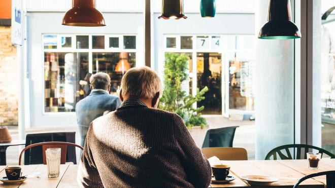 В Гатчине откроется кафе с бесплатными обедами для пожилых посетителей