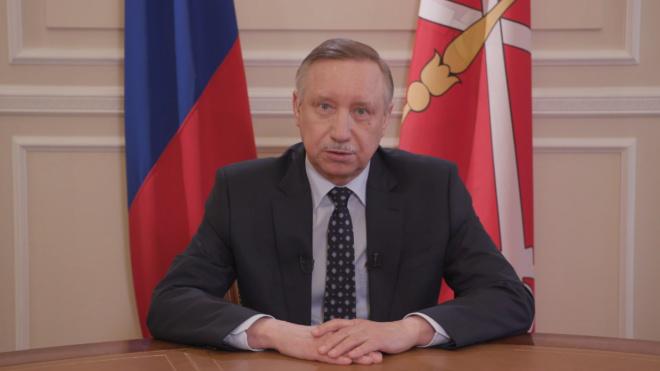 Беглов поздравил петербуржцев с 75-летием Великой Победы