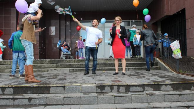 В Тосненском районе прошел фестиваль для детей и молодежи с особенностями развития