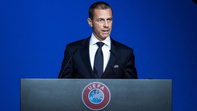 Президент УЕФА заявил, что чемпионат Франции завершили преждевременно