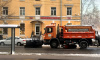 В Петербурге за сутки выпало более 12 см снега