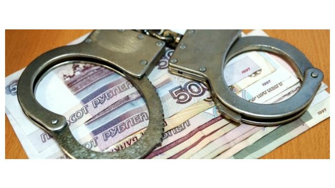Бывший петербургский пристав заплатит штраф за взятку