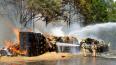 В ближайшие дни в Ленобласти повысится уровень пожароопа...