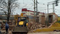 КГИОП подал иск к РЖД в связи с выявленным демонтажем дореволюционного здания на Днепропетровской улице
