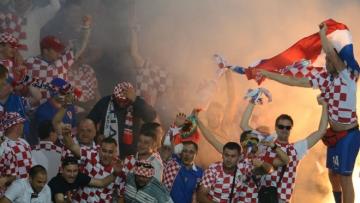 УЕФА принял решение по хорватским болельщикам