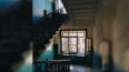 Историческое окно с витражом в доме на Херсонской ...