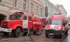 Парковка с пятью автомобилями в 5-м Предпортовом проезде горела, пока хозяева машин сладко спали