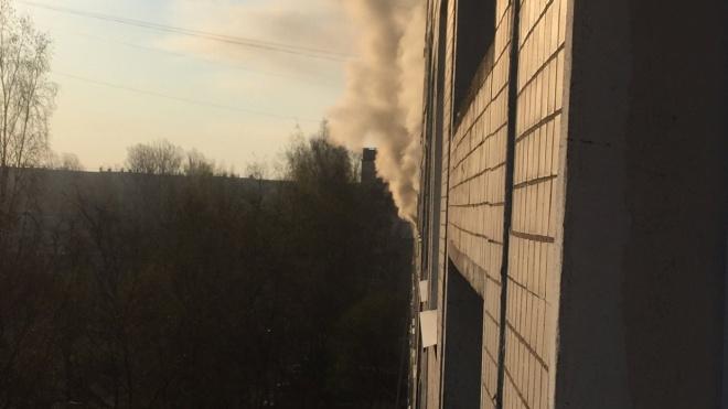 Один человек погиб и один пострадал при пожаре в квартире на Просвещения