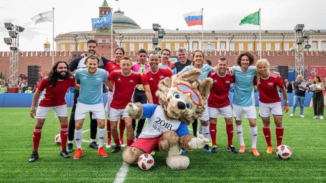Оргкомитет FIFA наградил Ленобласть за участие в Чемпионате мира пофутболу 2018