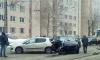 На Новочеркасском проспекте свадебный автомобиль попал в ДТП