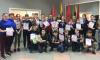 Юные спасатели школы №10 Выборга заняли 3 место на межрегиональных состязаниях