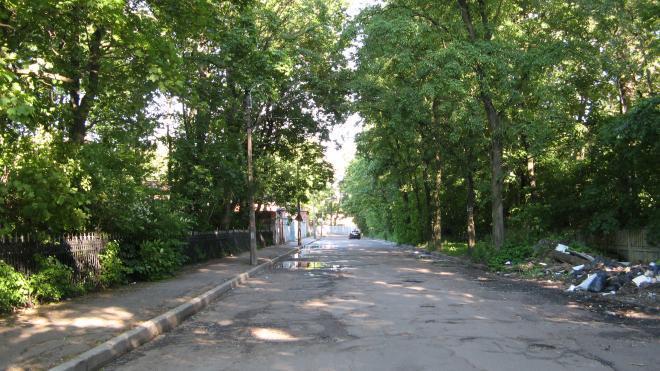 Смольный предложил петербуржцам вернуть Красногвардейскому переулку историческое название
