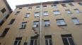 В центре Петербурга выселяют людей из аварийного дома