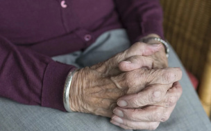 В Выборгском районе пропала 90-летняя пенсионерка