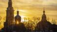 В четверг Петербург накроет мокрый снег