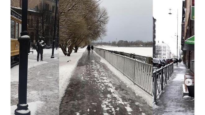 Ильдар Гилязов рассказал в Instagram о ходе рейда по проверке качества уборки снега в городе