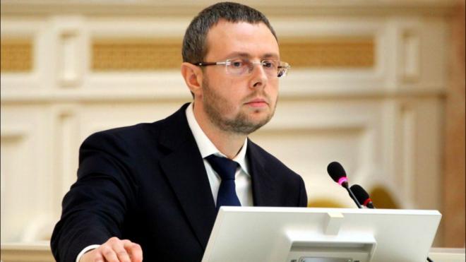 Вице-губернатор Петербурга Максим Шаскольский может возглавить ФАС