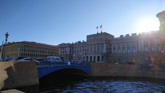 Пятница в Петербурге пройдет без осадков