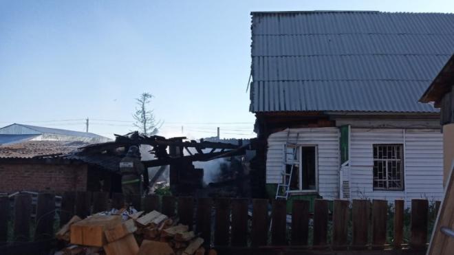 На Алтае при взрыве газа в доме погибла женщина
