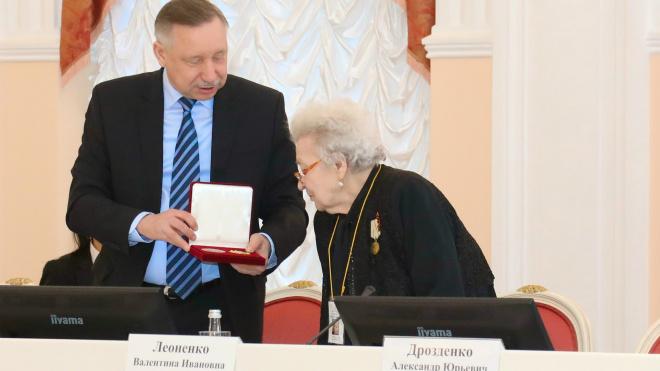 Беглов поздравил горожан с Днем снятия блокады Ленинграда
