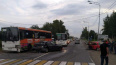 В Ленобласти 5 человек пострадали в аварии с участием ...