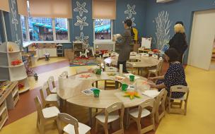 До конца года в Приморском районе Петербурга достроят три детских сада