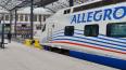 """Поезда """"Аллегро"""" переводят на зимнее время"""