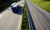 На съезде с КАД на Выборгское шоссе сузят дорогу и ограничат движение