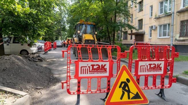 Теплосети в четырех районах Петербурга пройдут проверки