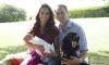 Первые официальные фото британского принца Джорджа появились в сети