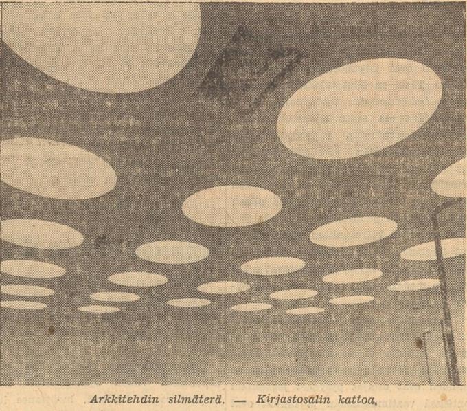 открытие библиотека аалто в выборге в 1935 году перевод стати газеты Karjala