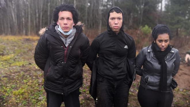 Пограничники за один день остановили 20 иностранцев в Ленобласти