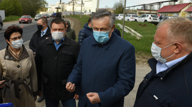 Александр Дрозденко рассказал о перспективах снятия режима самоизоляции в Ленобласти