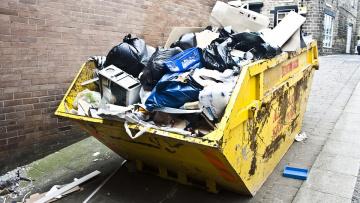 Владимир Путин подписал закон о едином мусорном операторе
