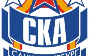 "Петербургский СКА в гостях проиграл омскому ""Авангарду"""