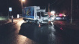 В ДТП на Ропшинском шоссе погибли двое