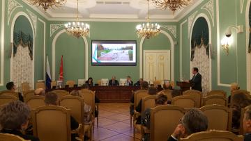 Бондаренко поговорил с коллегами о задолженностях петербуржцев и управляющих компаний