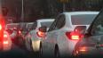Петербургские автомобилисты застряли в восьмибалльных ...