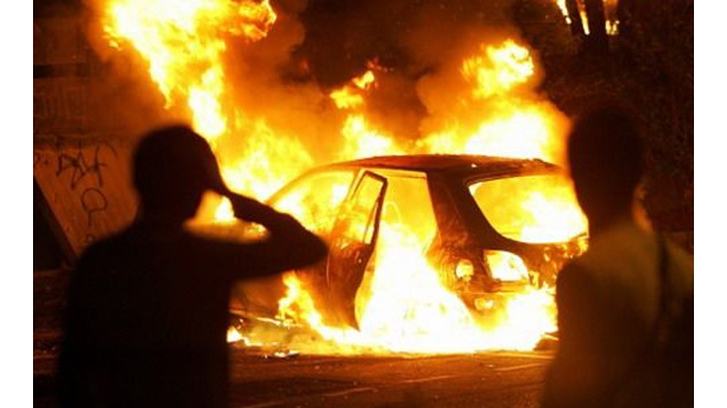 В Приморском районе идут парковочные войны